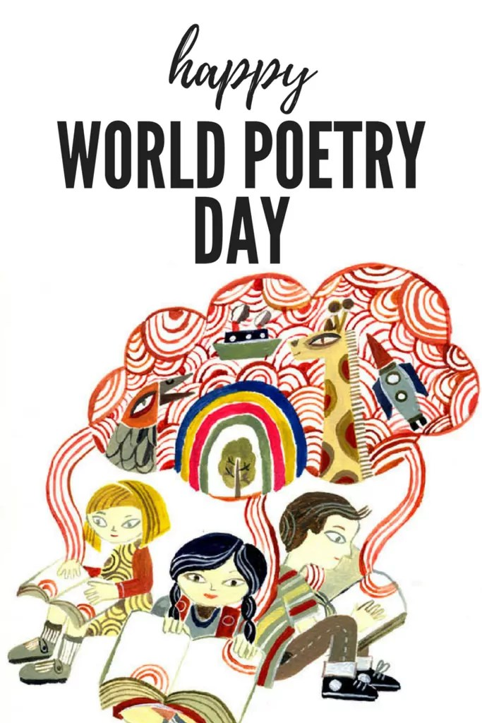 World Poetry Day Famlii Famlii