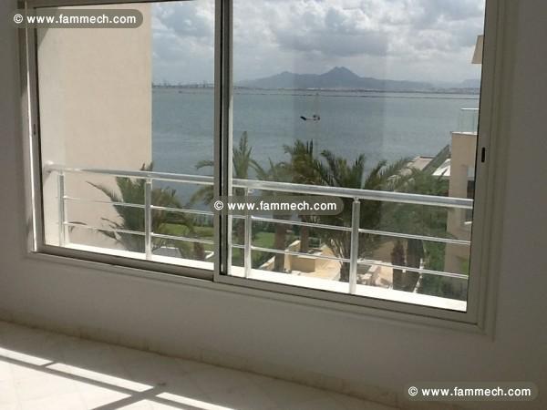 Immobilier Tunisie  Vente Appartement La Marsa  APPARTEMENT S3 HAUT STANDING VUE LAC 2