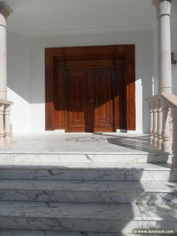 Immobilier Tunisie Location Maison Hammam Sousse Villa