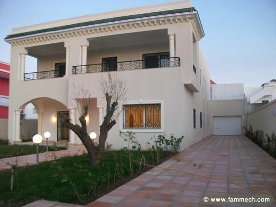Maison Tunisienne Decoration Exterieur