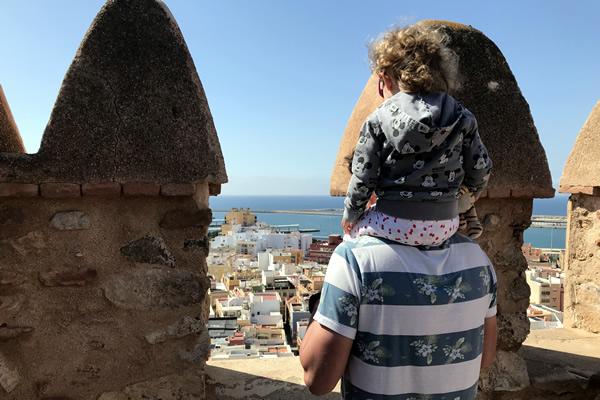 Fortezza Alcazaba Almeria