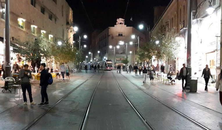 Gerusalemme città nuova