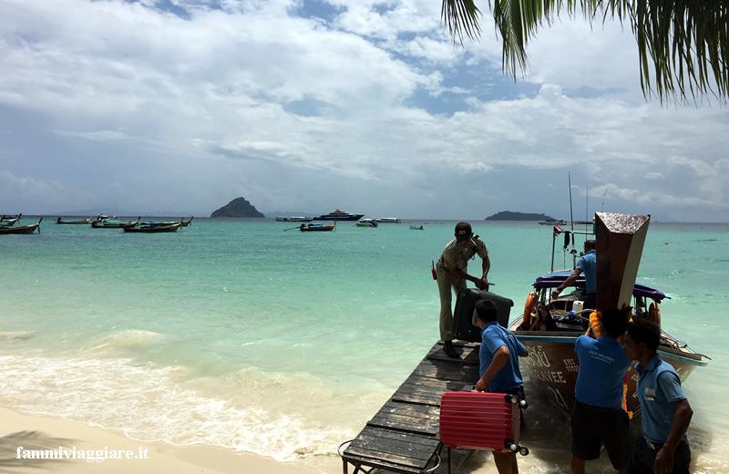 3 giorni a Phi Phi Island