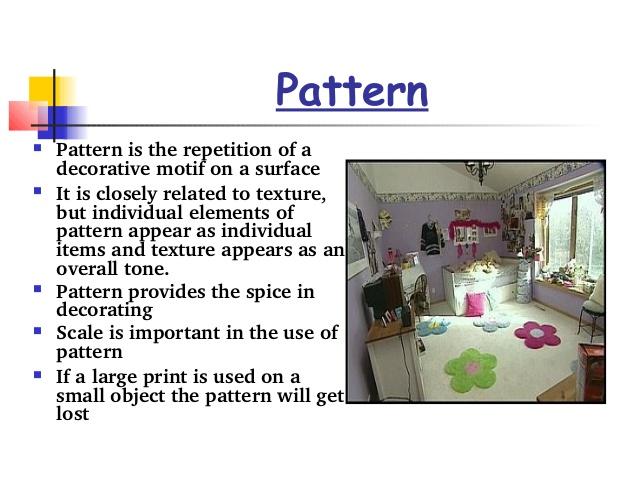 Seven Elements Of Interior Design
