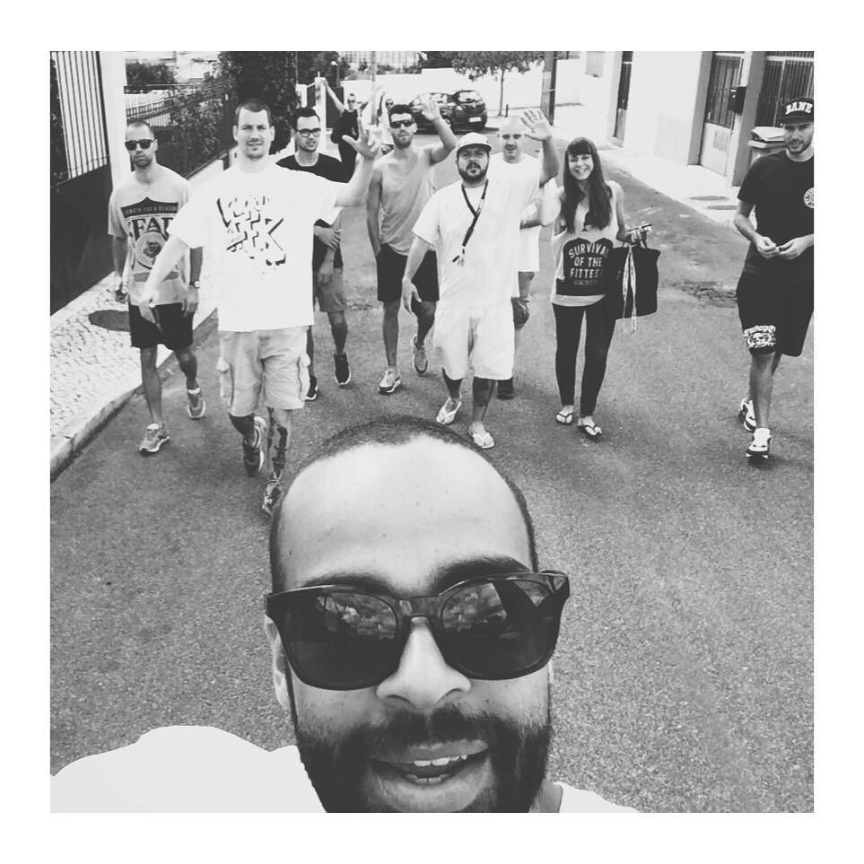 Lisbon 2014. Good times