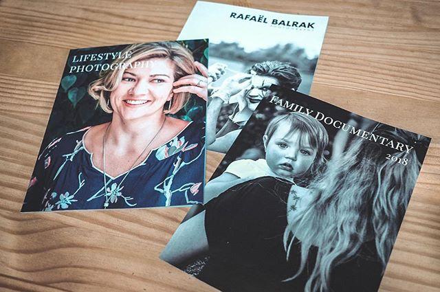 Portfolio magazines for my 📷. @rafaelbalrakphotography