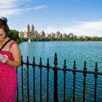 Central Park - Jackie Kennedy Reservoir