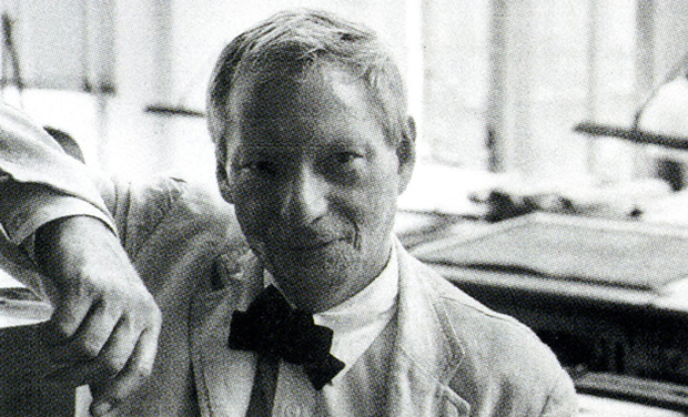 louis kahn architect biography buildings projects and facts. Black Bedroom Furniture Sets. Home Design Ideas