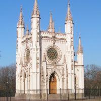 Alexander Nevsky chapel, Peterhof, Schinkel