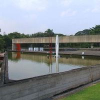 Brazilian Sculpture Museum, Mube