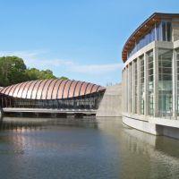 Crystal Bridges Museum of American Art, Arkansas