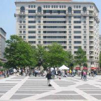 Freedom Plaza, Washington DC