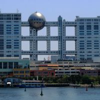 Fuji Television Building, Tokyo