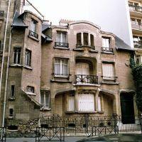 Hôtel Mezzara, Paris