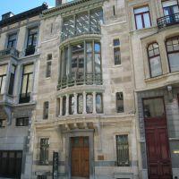 Hôtel Tassel, Brussels, Belgium