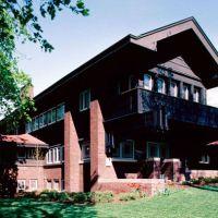 Harold C. Bradley House, Wisconsin