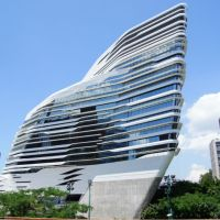 Innovation Tower, Hong Kong