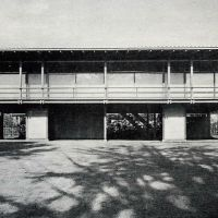 Kenzō Tange's own house