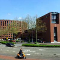 La Fortezza building, Maastricht, the Netherlands
