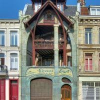 Maison Coilliot, Lille