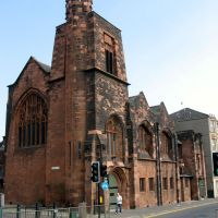 Queen's Cross Church, Glasgow