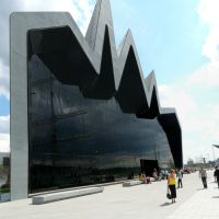 Riverside Museum, Glasgow, Scotland