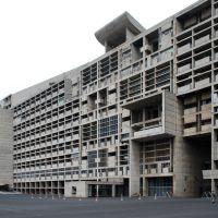 Secretariat Building, Chandigarh