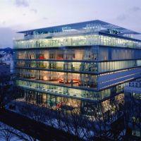 Sendai Mediatheque, Japan