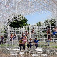 Serpentine Gallery Pavilion 2013, London