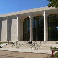 Sheldon Museum of Art, Lincoln, Nebraska