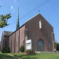St. Mary's Church, Helena, Arkansas