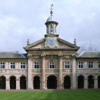 The Chapel Emmanuel College