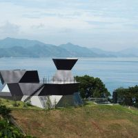 Toyo Ito Museum of Architecture, Imabari, Ehime, Japan