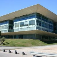 UPC Campus Nord, Barcelona, Spain