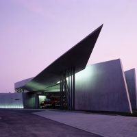 Vitra Fire Station, Birsfelden, Switzerland