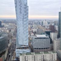 Złota 44, Warsaw