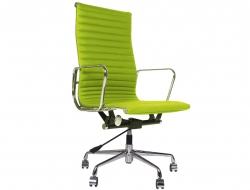 image de l article chaise eames alu ea119 vert pomme