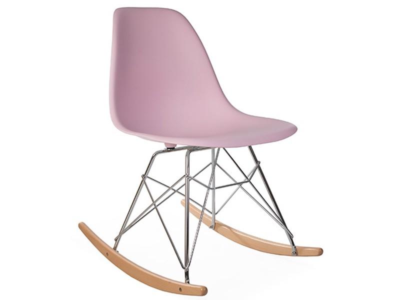Eames Rocking Chair RSR  Light pink