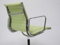 Visitor chair EA108 - Lemon green