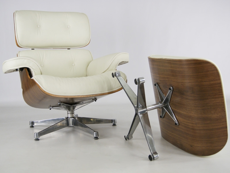 Eames Lounge chair  Walnut