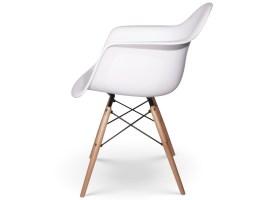 DAW Eames Stuhl   Weiß  ein Klassiker zu günstigen Preisen