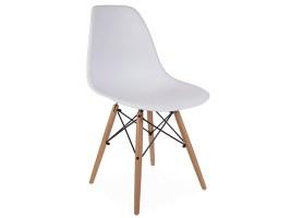 DSW Eames Stuhl   Weiß