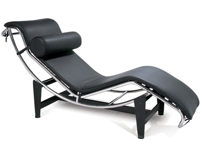 Chaise longue LC4 Le Corbusier  Famous Design