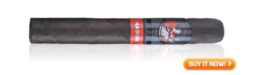 La Gloria Cubana Serie R. Black Maduro Cigar Review