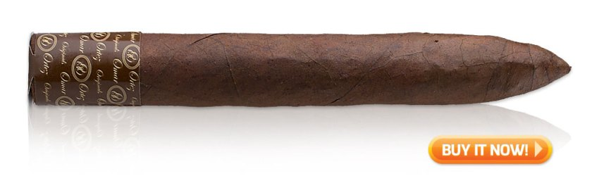 Omar Ortez Original torpedo cigars