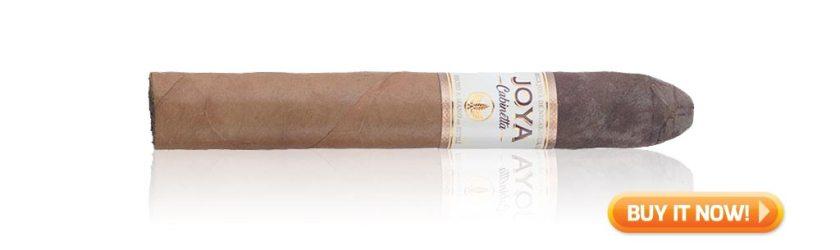 outlier cigar brands joya de nicaragua cabinetta serie cigars