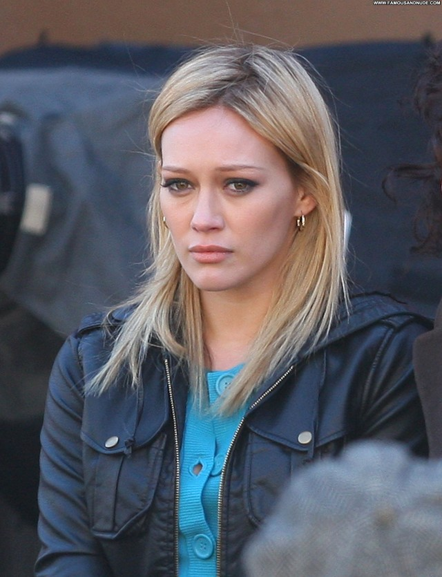 Hilary Duff New York Hot Nyc Celebrity Pretty Sultry Sexy Beautiful