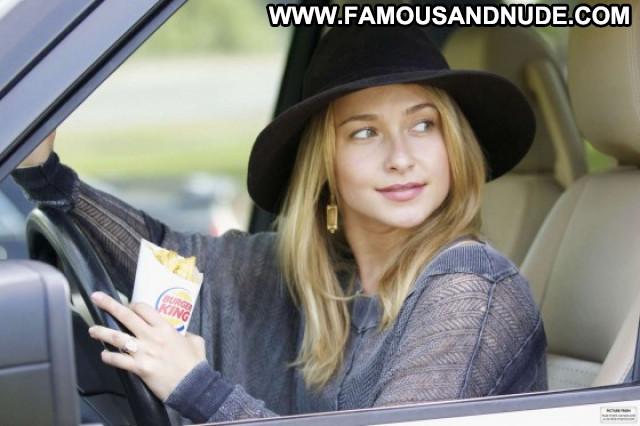 Hayden Panettiere Los Angeles Jeans Celebrity Angel Beautiful Babe