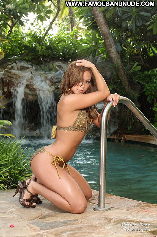Michelle Waterson Miscellaneous Asian Brunette Celebrity Posing Hot