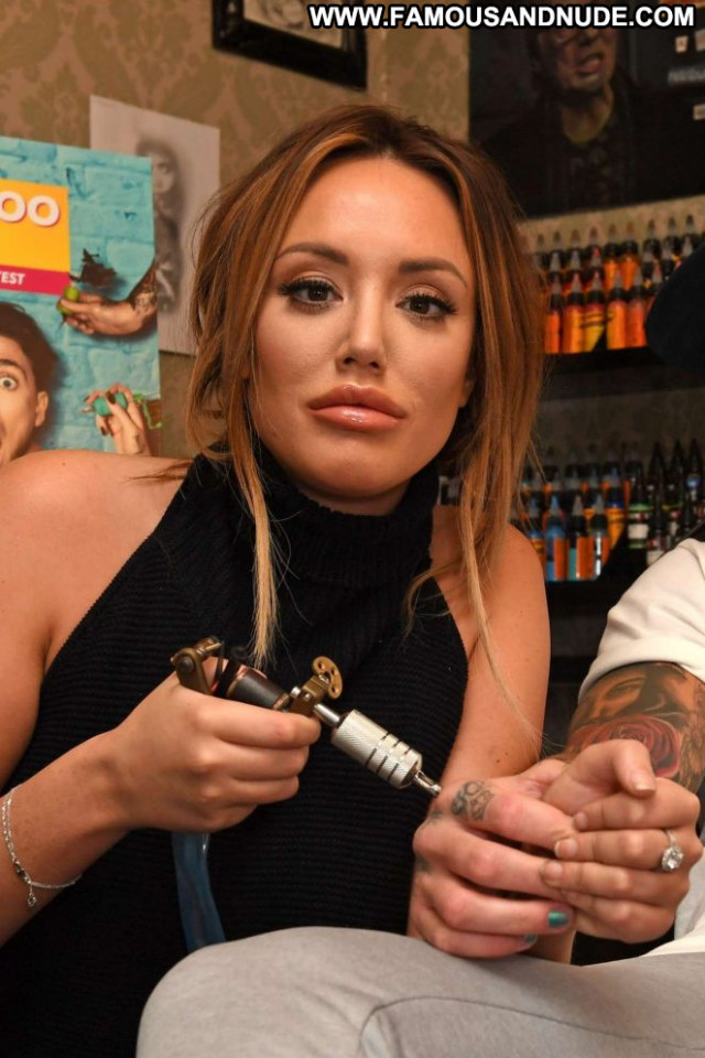 Charlotte Crosby No Source Babe Tattoo Paparazzi Beautiful Celebrity